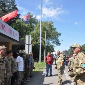 """ОУН розпочав акцію протесту проти московської """"Ходи за мир"""""""