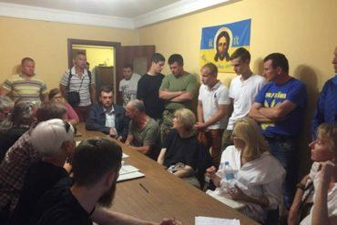 Звернення Штабу оборони Києва до Українців