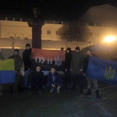 Напад на учасника ДР ОУН у Вінниці