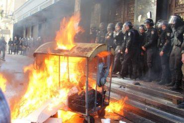 Революційна Українська Осінь: протести під стінами ГПУ