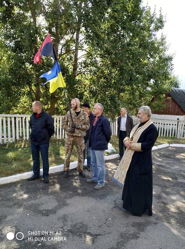 Відкриття музею третього Голови ОУН Олега Штуль-Ждановича