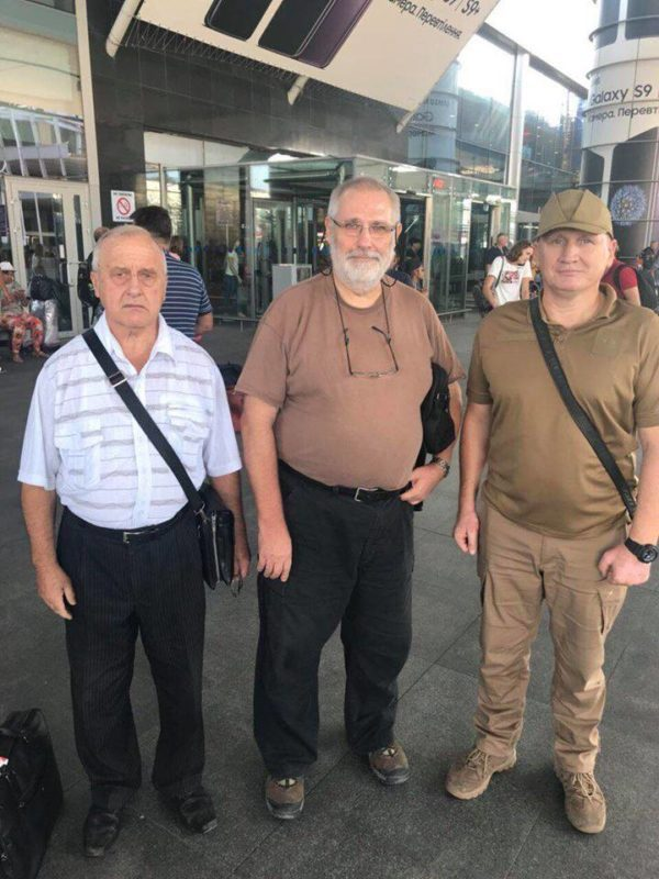 Зустріч з сином третього Голови ОУН Данилом Штулем