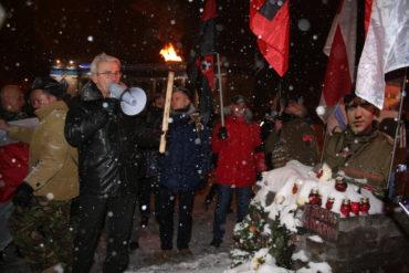 Марш пам'яті Михайла Жизневського