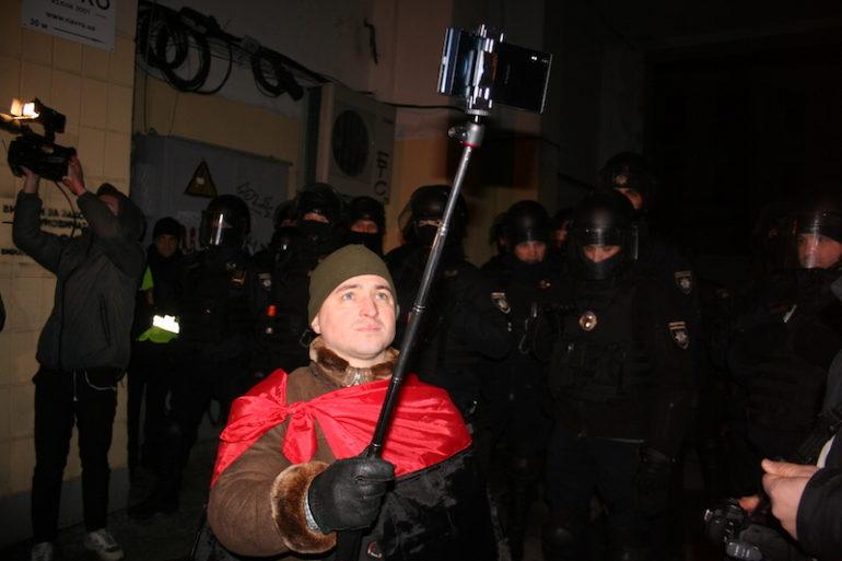 Вогнехреща-2019 у Києві
