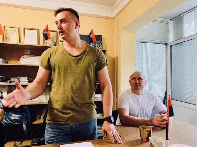 Обрано нового керівника Київської команди ДР ОУН
