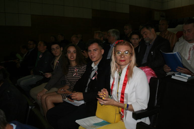 Конференція білоруської інтелігенції на підтримку БАПЦ