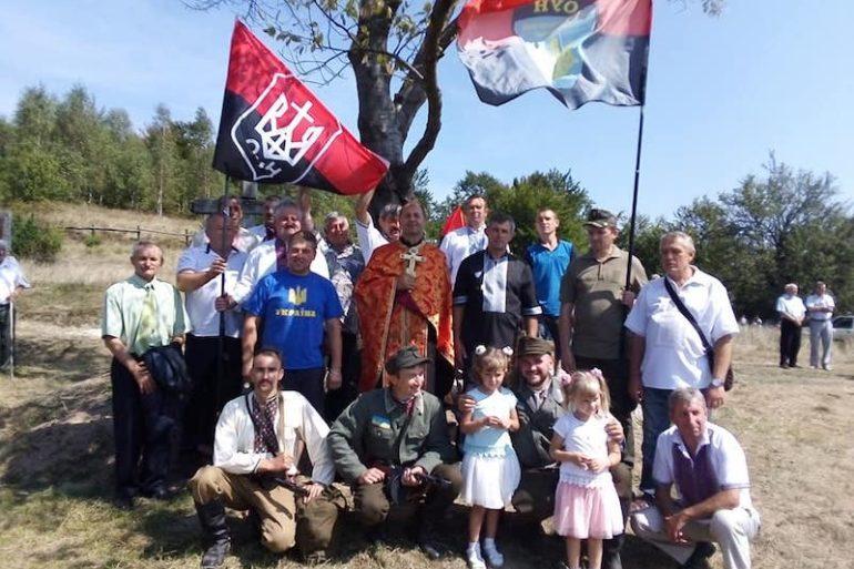 Прикарпаття вшановує борців за Незалежність