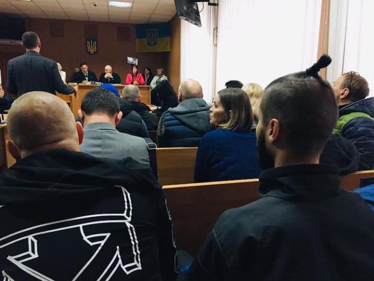 Суд над Сергієм Ходіяком і демонтаж барельєфа жукова в Одесі
