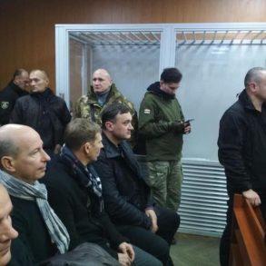 Суд у справі викрадення активістів Майдану