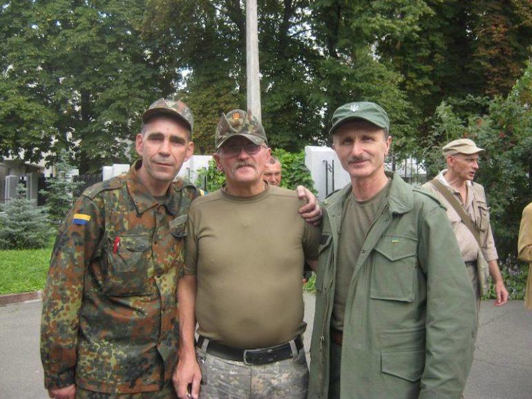 У Києві відбувся І Великий збір Добровольчого Руху ОУН