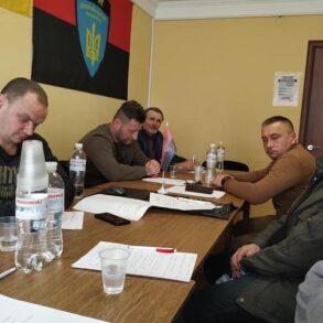 У Києві відбулися перші цьогорічні збори Проводу ДР ОУН