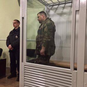 Щодо арешту комбата ДБ ОУН друга Івана