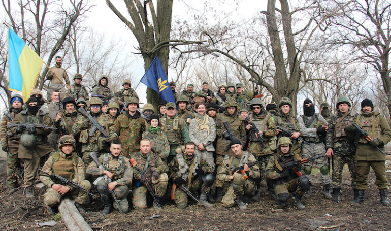 Добровольчий батальйон ОУН