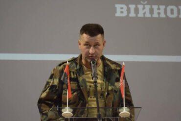 Командир добровольчого батальйону ОУН друг Іван