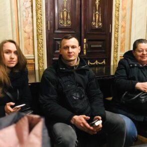"""""""Спадщина царя Аріанта"""" презентована у Будинку письменника"""
