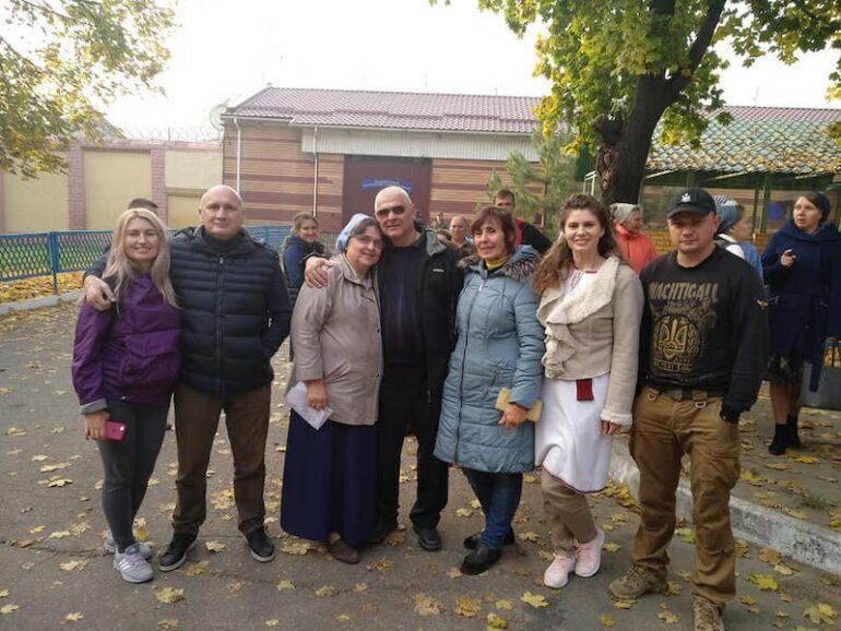 Суд виправдав протиправно переслідуваного Івана Дем'яненка