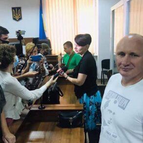 Коханівському оголосили вирок у справі про погром російських банків