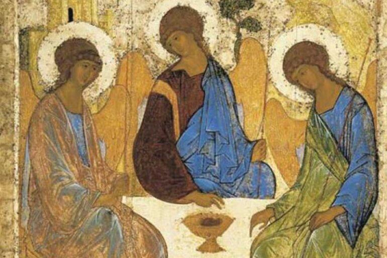 Привітання від Провідника ДР ОУН зі святою Трійцею