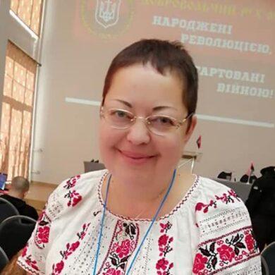 Тетяна Близнюк
