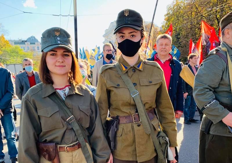 ДР ОУН відзначив День захисника України