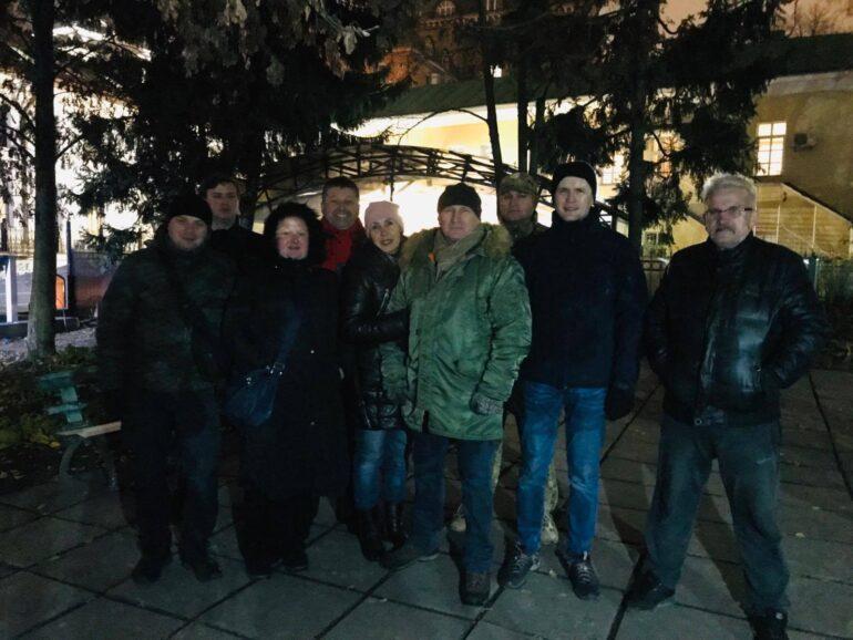 Відбулися другі міжорганізаційні збори Комітету з відзначення річниці Революції і Дня свободи