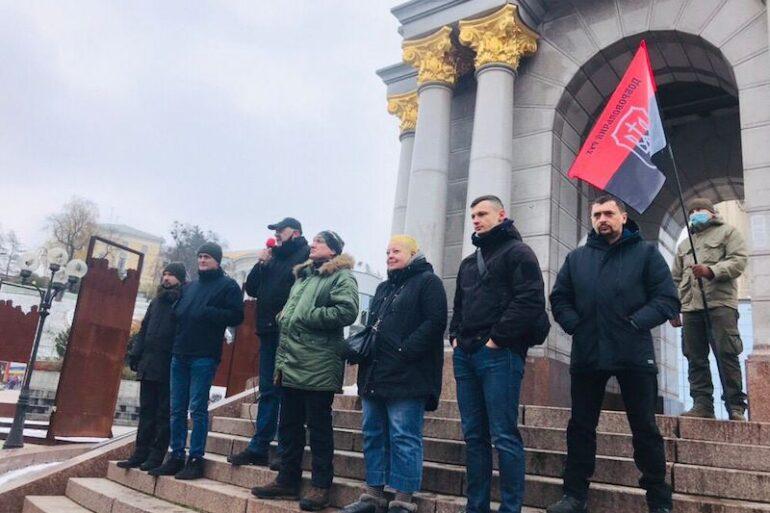 У Києві відбулася пресконференція організаторів відзначення 7-ї річниці Революції Гідності