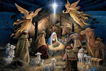 Добровольчий Рух ОУН вітає вас з Різдвом Христовим