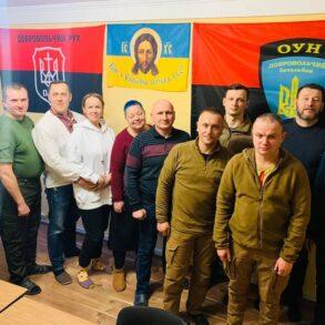 Відбулися перші у новому році збори Проводу ДР ОУН